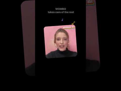 WOMBO - Make your selfies sing (PROMO)