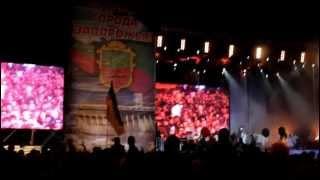 Верка Сердючка - Любовь вам не трали-вали (6.10.2012)
