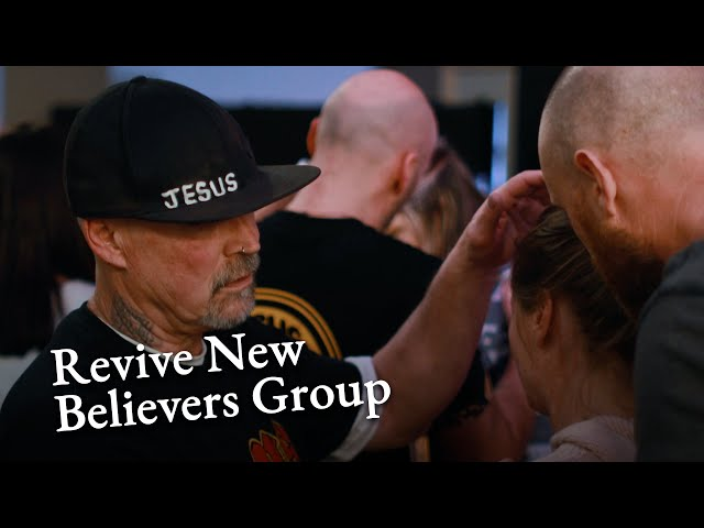 Revive New Believers: Stories