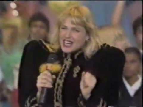 Tempero Da Lambada Xou Da Xuxa 1990 Youtube