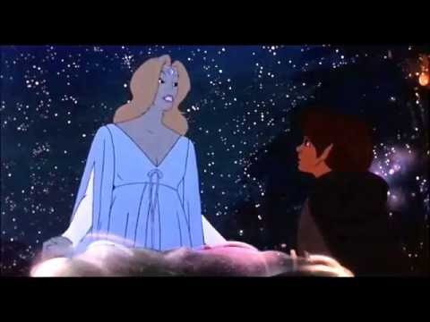 Galadriel's Mirror Lord of the Rings 1978 Bakshi Version