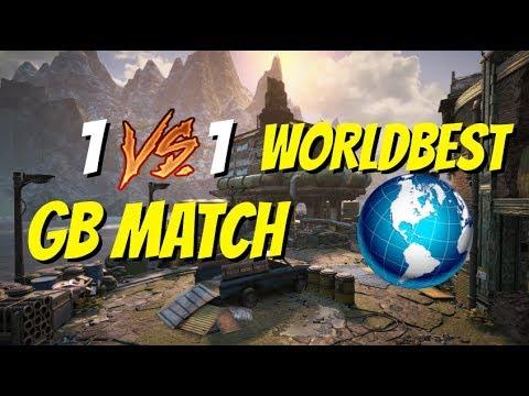 Gears of War 4: 1v1 GB vs WB Mellow (TOO FAST?) | Gamebattles | Competitive Match