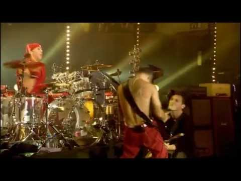 2.Can't Stop   mtv world stage   Red Hot Chili Peppers