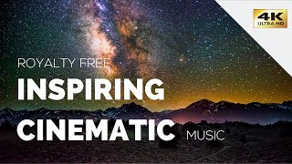 Inspiring Cinematic Piano Background | Royalty Free