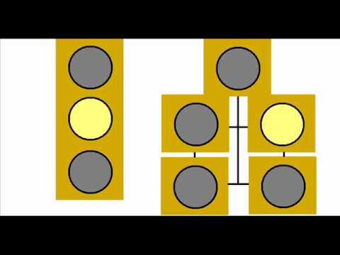Traffic Light Animation