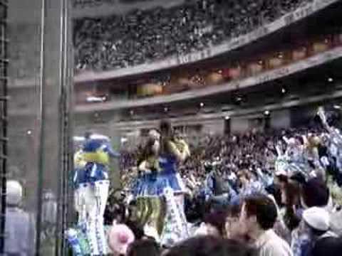 Samsung Lions啦啦隊熱舞