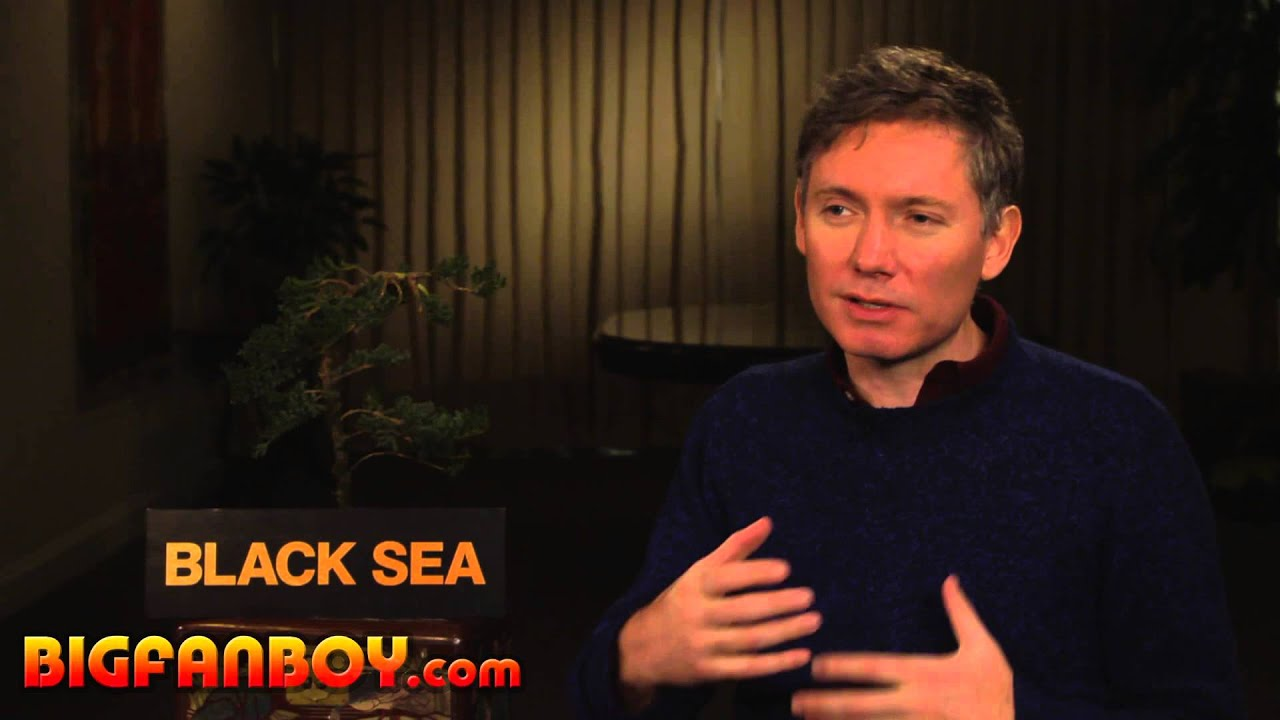 BLACK SEA interview with director Kevin Macdonald on working ...