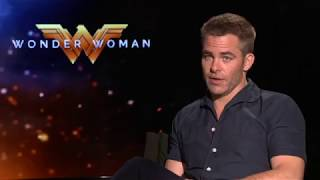 Chris Pine Savages Marvel Infinity War