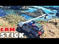 Traxxas TRX4 Stick cam swivel operation test run