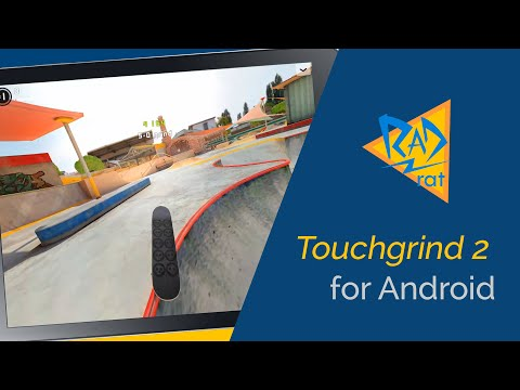 Touchgrind Skate 2 For Android - Review