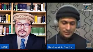Introductory Live Session 19  With Respected Brother Basharat Ahmad Sarfaraz 22 November 2020.