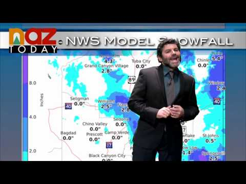Flagstaff Weather Forecast - Jan. 12, 2015