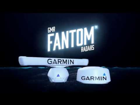 Introducing Garmin GMR Fantom Radars with MotionScope technology - Dauer: 83 Sekunden