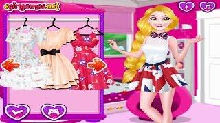 Disney Princess Dress up games - Princesses London Vs Tokyo - Ariel - Rapunzel - Jasmine