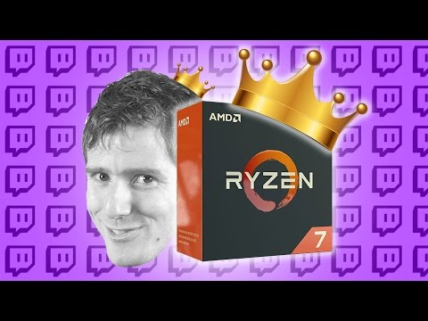 Ryzen is THE BEST CPU for Game Streaming? - $h!t Manufacturers Say Ep. 2