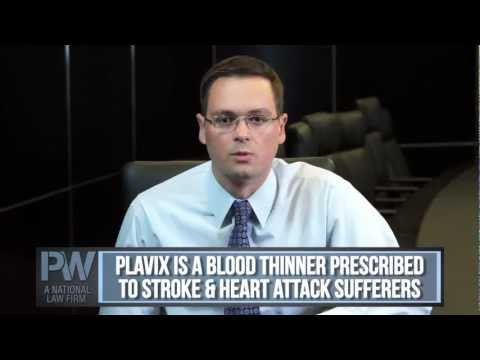 Plavix & Aspirin: Beneficial in Preventing Stroke? Attorney Michael Werner of Parker Waichman