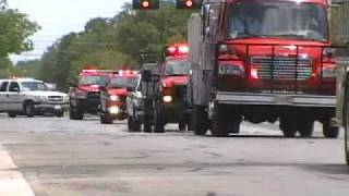 Funeral Procession for Shannon Stone