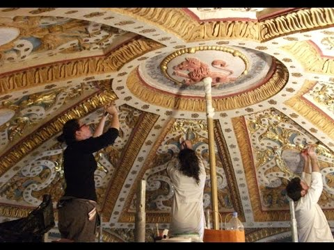 Restoration of the Chapel of the Langue of Aragon (Updated)