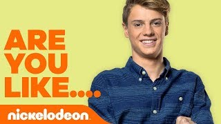 Get to Know Jace Norman ⚾ Hobbies, Secret Skills, BFFs & More! | Nick