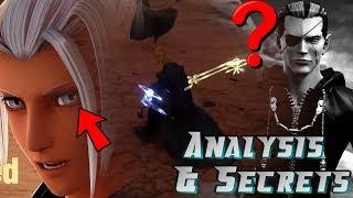 Kingdom Hearts 3 ReMind DLC Trailer - Analysis & Secrets!