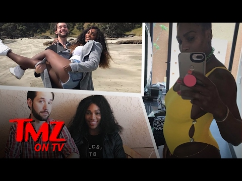 Serena Williams Is PREGNANT! | TMZ TV