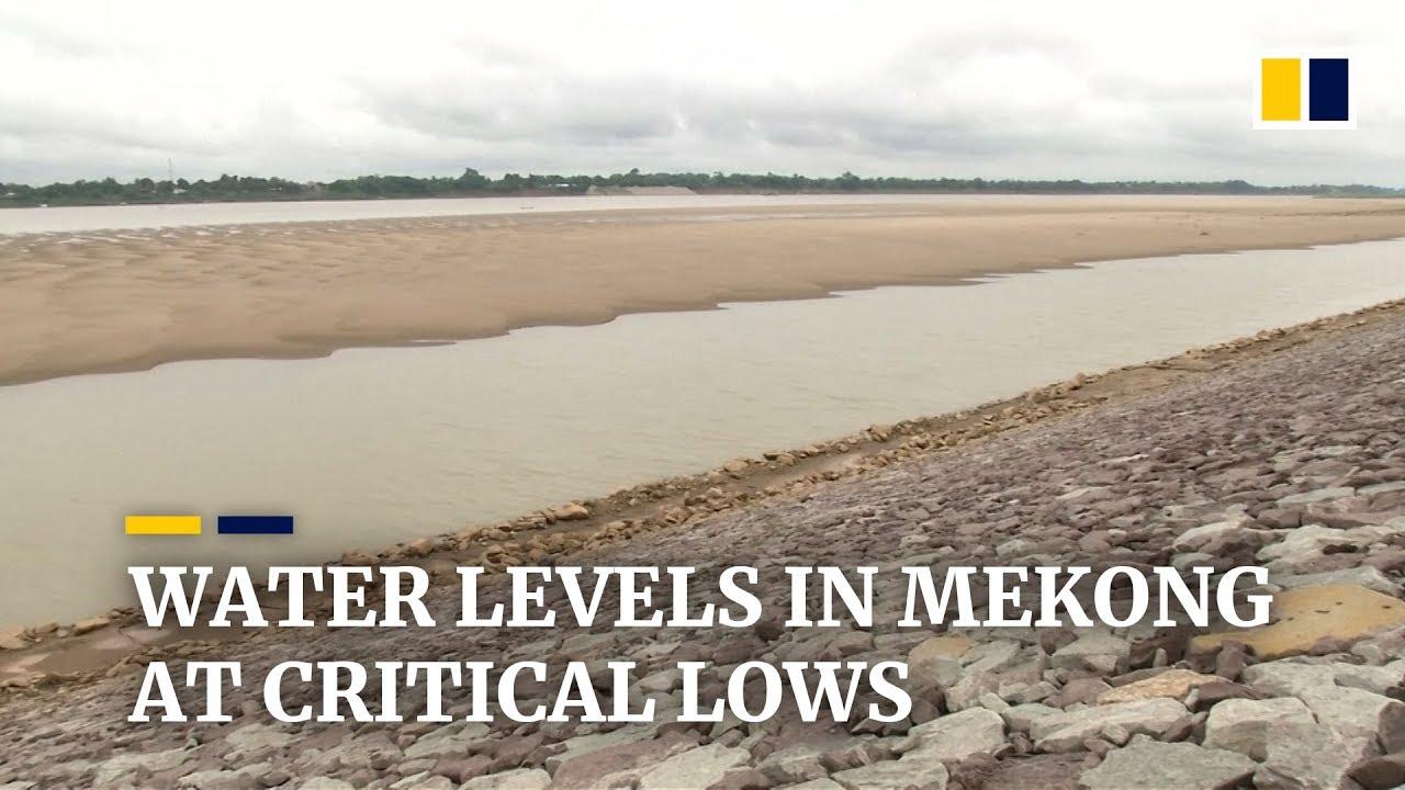 CHINA: Droughts, hydroelectric dams deplete Mekong River despite arrival of rainy season