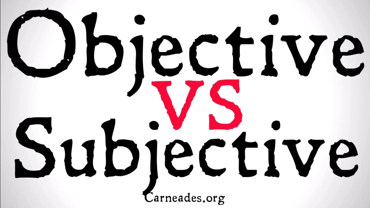 Objective Vs. Subjective Data: How to tell the difference in Nursing