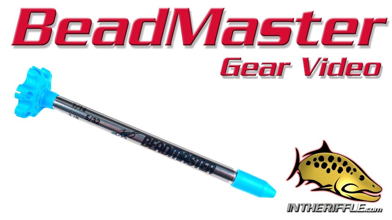 Fly Tying Magnetic Hook /& Bead Holder Hareline NEW! BEADMASTER TOOL