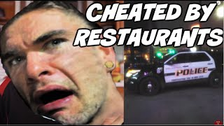 GETTING CHEATED By Food Challenge Restaurants!! SHOCKING | THE HARDEST Food Challenges!