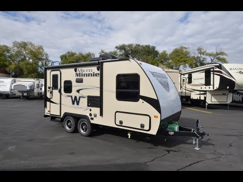 2019 Great Ascape ST Travel Trailer by Aliner Walkthrough