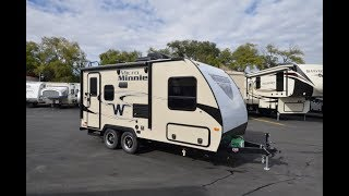 2018 Winnebago Micro Minnie 1808FBS Walk-around by Motor Sportsland