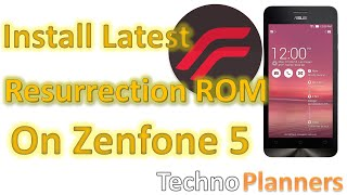 [ROM][OFFICIAL][6.0.1r24]Resurrection Remix-MM Zenfone 5 5.6.7 - stable builds