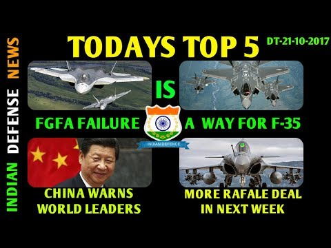 Indian Defense News,Fgfa latest news,F35 india news,more rafale for india,iaf highway landing