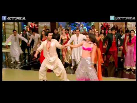 radha promo Student of the Year HD song