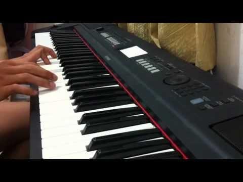 Melewatkanmu - Adera (Piano's Cover)