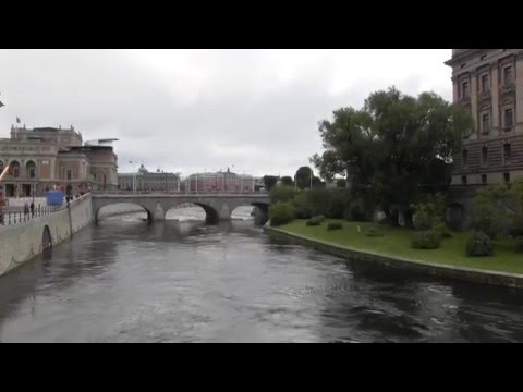 Traveller: Sweden, Stockholm historic centre