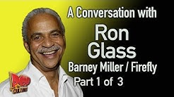 Ron Glass talks about Barney Miller, Firefly and his career- Part 1 of 3