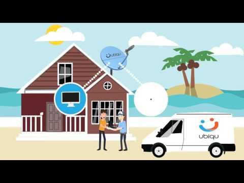 UBIQU Internet dari Langit untuk Pelosok Nusantara