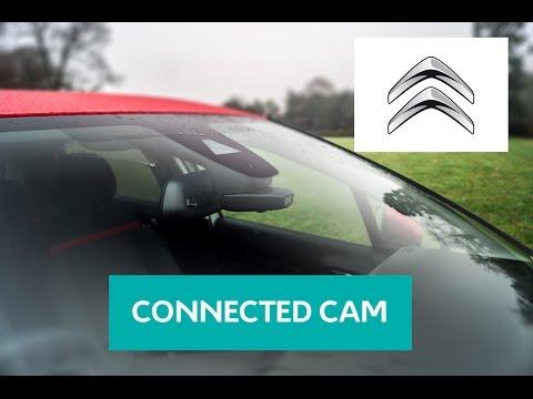Citroen C3 ConnectedCAM Dash Cam Footage