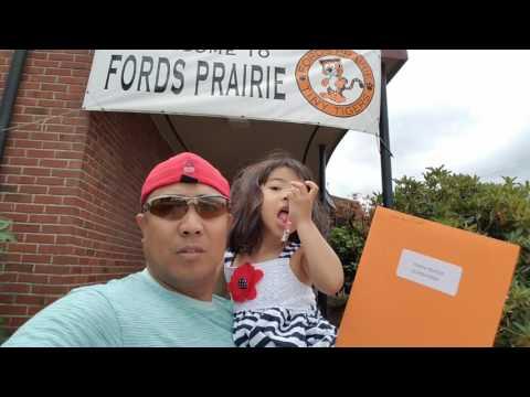 Pre-K Bella @ 3yrs-Old (Fords Prairie Elementary School)