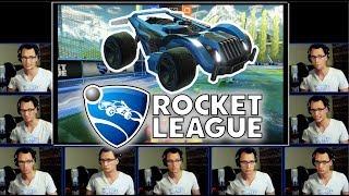 Rocket League - Menu Theme Acapella