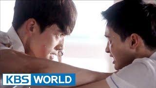 1Click Scene Jang DongYoon, \Shut it, you murderer\ (School 2017 Ep.3)