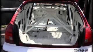 Budowa Rajdówki Honda Civic VTI SiR ek4 Rally car build