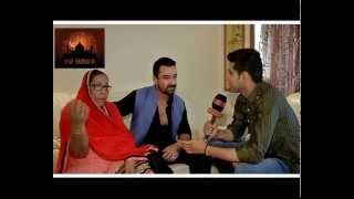 Eid Special with Ajaz Khan by Ashutosh Badgaiyan -  LIVE INDIA