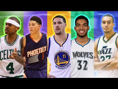 BEST NBA PLAYER FROM EACH HEIGHT