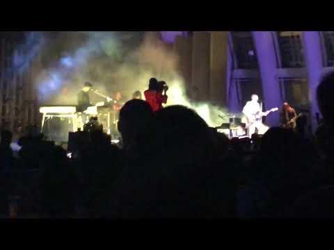 Arctic Monkeys Brainstorm Hollywood Bowl