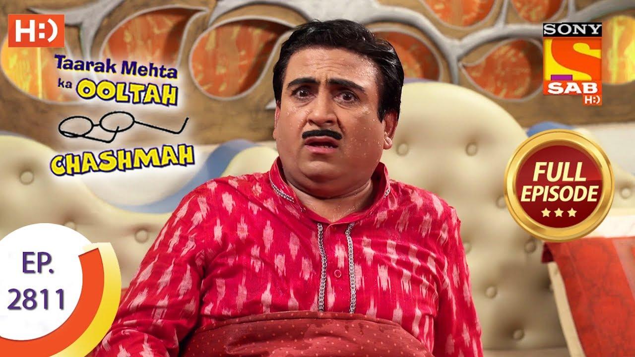 Taarak Mehta Ka Ooltah Chashmah - Ep 2811 - Full Episode - 4th September,  2019