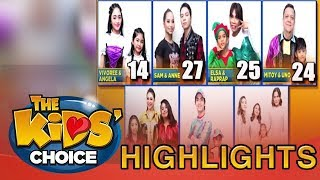 The Kids' Choice PH Highlights: Deliberation | Celebrity Edition | Week 8