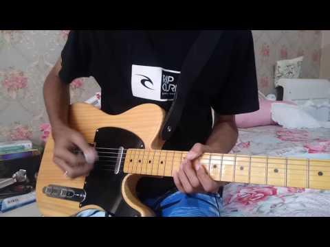 Seberapa Pantas - Sheila on 7 ( Lead Guitar Cover)
