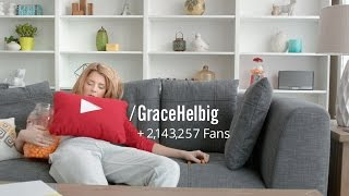 One of Grace Helbig's most viewed videos: Grace Helbig on YouTube: You Redefine Grace